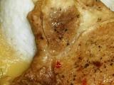 Vepřové žebírko na bazalce recept