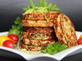 Sýrové placičky s pórkem a brokolicí recept