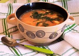 Tvarohová polévka recept