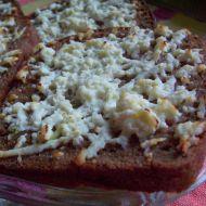 Česnekové topinky z trouby recept