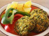 Brokolicové karbanátky  pečené recept