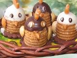 Velikonoční hrátky Karamelové slepičky recept