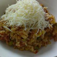 Vepřové rizoto z pánve recept