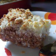 Hrnkový kokosový koláč recept
