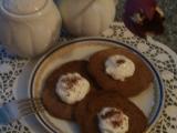 Kakaovo jablečné lívanečky z mikrovlnky recept