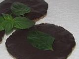 Mátové sušenky recept