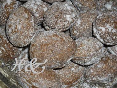 Plněné ořechy od babičky