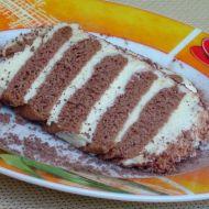 BeBe zákusek s vanilkovou náplní recept