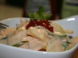 Paprikový salát s okurkou recept