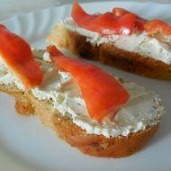 Domácí paprikový chléb recept