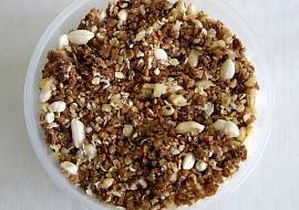 Kakaovo-kávové müsli bez lepku a mléka recept
