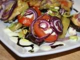 Zeleninový talíř alá lilek recept