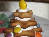 Vánoční stromeček z perníků recept