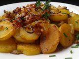 Restované bylinkové brambory recept