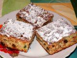Jablkový koláč s ořechy a kandovaným ovocem recept  TopRecepty ...