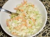 Salát Coleslaw 3 recept