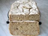 Bezlepkový chléb s maniokovou moukou a lněným semínkem recept ...