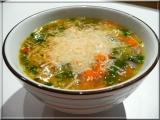 Polévka z bílých fazolí recept