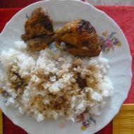 Kuře s rýží recept
