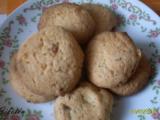 Oříškové sušenky recept