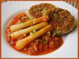 Cibule,dušená v zelenině recept