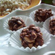 Burizonové kuličky s ořechy recept