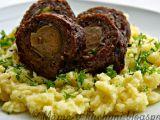 Roláda z mletého masa, plněná růžičkovou kapustou recept ...