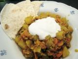 Zeleninové kari recept