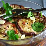 Pikantní grilované lilky recept