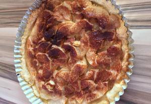 Apple-pear pie