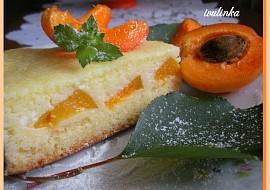 Tvarohovo  krupicový koláč recept