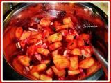Bramborovo-červený řepový salát recept
