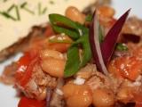 Salát-fazolový s tuňákem z Itálie recept