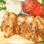 Kuře se smetanovou omáčkou recept