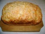 Sýrový chleba s kečupem recept