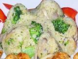 Kuskus s brokolicí a žampiony recept