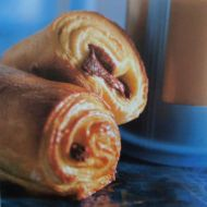 Francouzské čokoládové chlebíčky recept