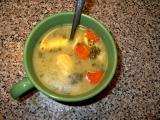 Polévka z petrželové natě recept