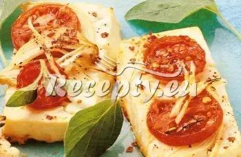 Pečený sýr feta recept  sýrové pokrmy