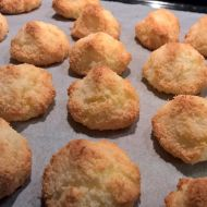 Rychlé kokosky bez šlehání recept