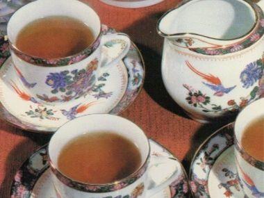 Čaj ze sušené meduňky