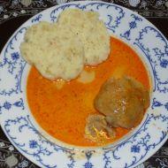 Kuřecí špalíčky na paprice recept