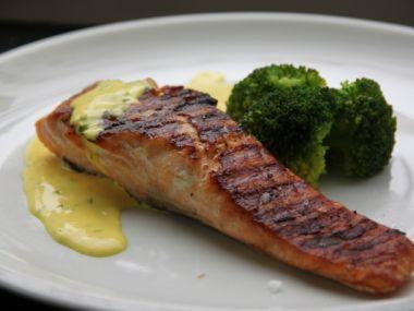 Recept Losos s brokolicí