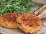 Kapustové karbanátky s quinoou a provolone recept