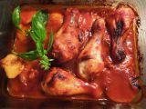 Kuře na česneku se skořicí recept