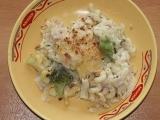 Zapečené těstoviny s brokolicí recept