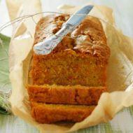 Sváteční mrkvový dort recept