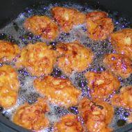 Kuřecí kousky v těstíčku z cornflakes recept