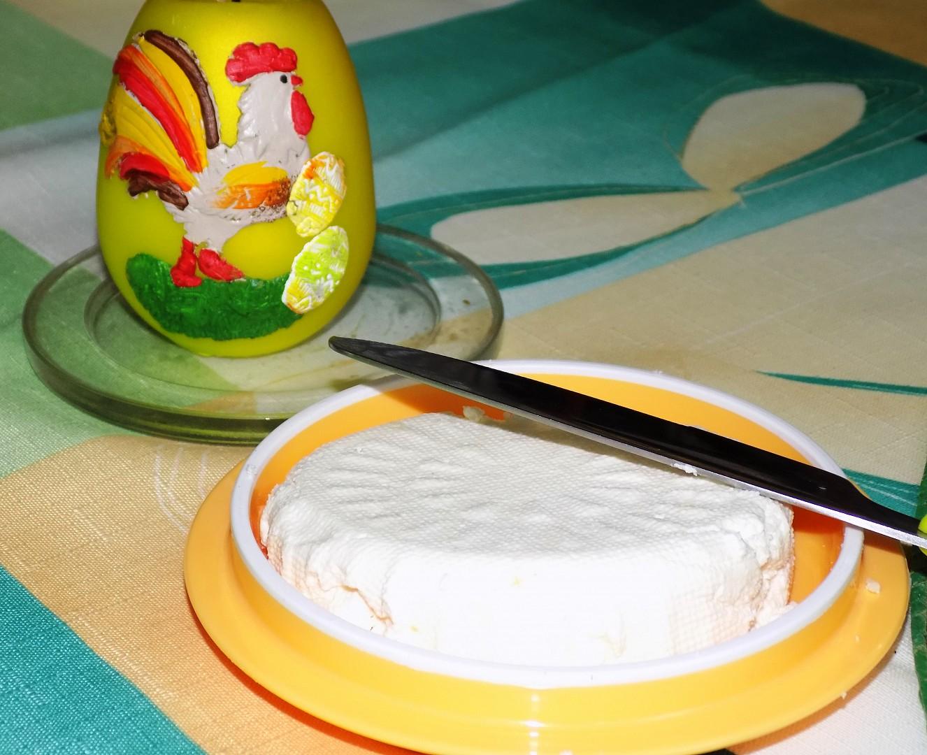 Domácí sýr s Tescomou recept