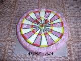 Slaný dort  TERČ recept